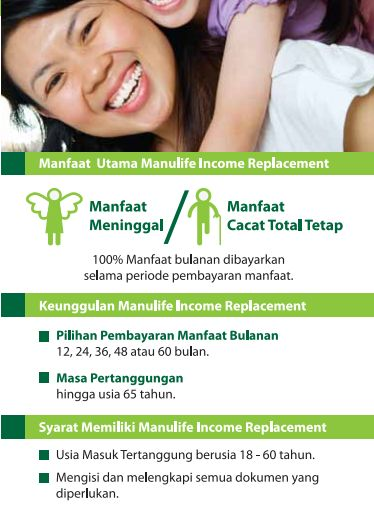 Manulife Income Replacement